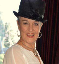 Joan Lubar ~ Top Hat Speaking